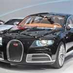 Четырехдверный Bugatti все еще возможен