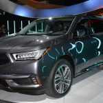 Acura MDX снова обновился и впервые стал гибридом
