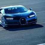 На смену Bugatti Veyron пришёл 1500-сильный Chiron