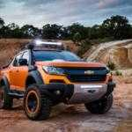 Представлены концепты Chevrolet Colorado Xtreme и Trailblazer Premier