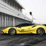 Представлена Mansory 4XX SIRACUSA на базе Ferrari 488 GTB