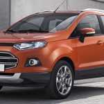 Кроссовер Ford EcoSport будут выпускать в Румынии
