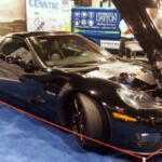 Переоборудованный Chevrolet Corvette стал самым быстрым электрокаром (видео)