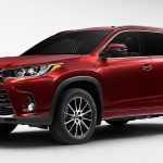 Toyota Highlander получил 8-ступенчатый «автомат»