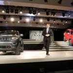 Jeep Grand Cherokee Trailhawk и Summit 2017 дебютировали в Нью-Йорке
