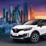 Новый кроссовер Renault Kaptur представлен официально
