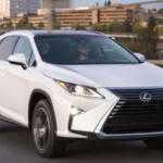 Lexus RX получит третий ряд сидений