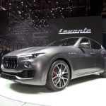 Maserati раскрыла характеристики и стоимость кроссовера Levante
