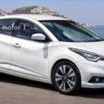 Nissan Micra 2017 принял форму