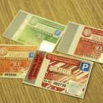«Киевтранспарксервис» представил новый парковочный талон