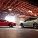 Седан и хэтч Subaru Impreza 2017 презентовали новую глобальную платформу