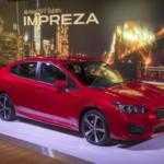 Первые официальные фото Subaru Impreza Sport 2017