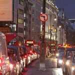 Определены европейские города с самыми загруженными дорогами