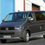 Volkswagen Multivan получил задатки вседорожника