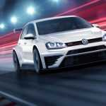 VW анонсировала 330-сильный Golf GTI TCR