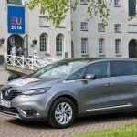 Renault показала минивэн Espace с автопилотом (видео)