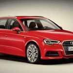 2017 Audi A3, S3 показали в рестайлинге