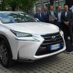 Lexus реализовал более 1 миллиона гибридных автомобилей