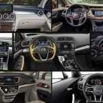 Лучшие автомобильные интерьеры 2016 года