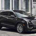 Названы цены в России на Cadillac XT5