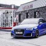 Audi RS3 сделали еще мощнее