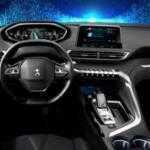 В интернет попали фотографии 2017 Peugeot 3008