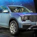GAC представил полноразмерный SUV Trumpchi GS8