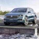 Новый Volkswagen Touareg дебютирует весной 2017 года