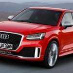 У нового Audi Q2 будет «заряженная» версия RS