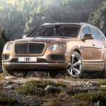 Bentley Bentayga появится у российских дилеров в этом месяце