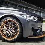 BMW M4 GTS получил особенные шины Michelin Pilot Sport Cup 2