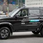 УАЗ представил газовую версию внедорожника Патриот