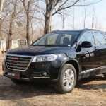 Haval H6 Coupe выйдет на российский рынок в конце лета