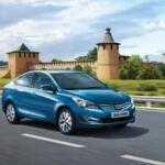 Производство нового поколения Hyundai Solaris стартует в 2016 году