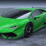 Анонсирован новый аэро-пакет для Lamborghini Huracan