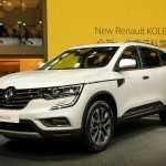 Новый Renault Koleos перерос Nissan X-Trail