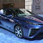 Toyota работает над более доступной водородной моделью