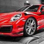 2017 Porsche 911 Carrera S, тюнингованный 478 сильный монстр от Mcchip-DKR