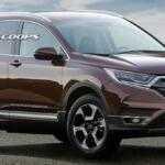 2018 Honda CR-V, внешность, технические характеристики