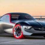 Купе Opel GT Concept