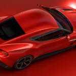 Концепт Aston Martin Vanquish Zagato засверкал на Villa d'Este