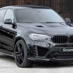 G-Power расширил и форсировал BMW X6 M