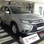 «НИКО Диамант» предлагает спец. цену на Mitsubishi Outlander 2.0 CVT Intense