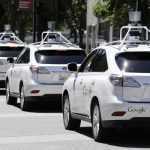 Google объявил набор водителей для беспилотных автомобилей