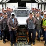 Volkswagen начал пробную сборку семиместного кроссовера