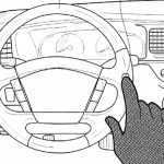 Hyundai запатентовала сенсорные клавиши на руле