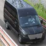 Mercedes-Benz Sprinter 2018 замечен фотошпионами