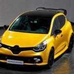 Продемонстрирован Renault Clio RS