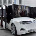 В Киеве представили украинский концепт-кар Synchronous