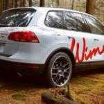 Мощностной тюнинг Volkswagen Touareg от Wimmer